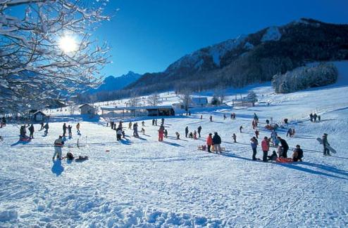 Sciare a Kranjska Gora