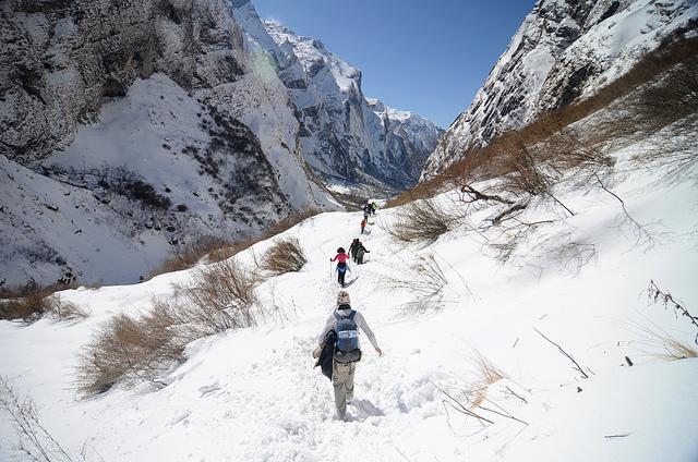 La passeggiata in montagna, terapia per corpo e mente