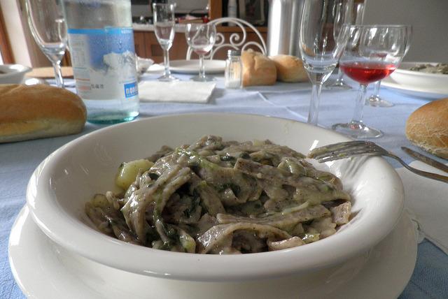 La cucina tipica della Valtellina, paradiso del goloso