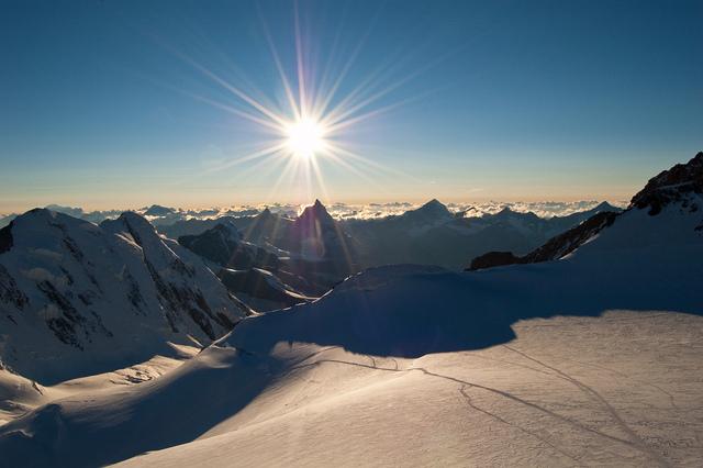 Dieci App per scoprire le nostre montagne