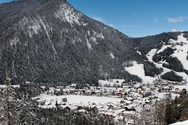 Sciare a San Vigilio Di Marebbe