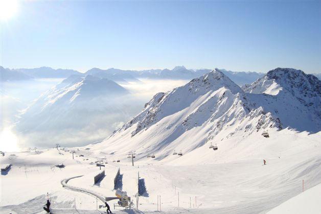 Sciare a Davos