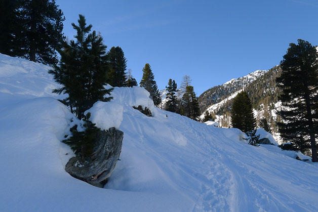 Sciare a Siviez
