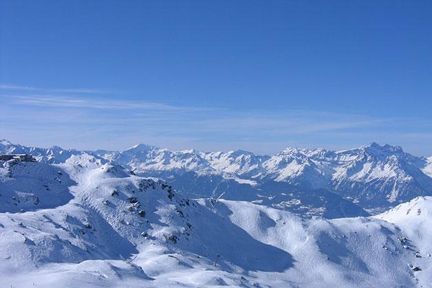 Sciare a Verbier